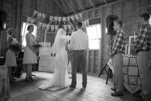barthel barn wedding monticello mn